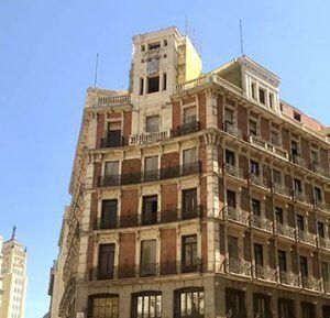 hotel canalejas millenium socimi
