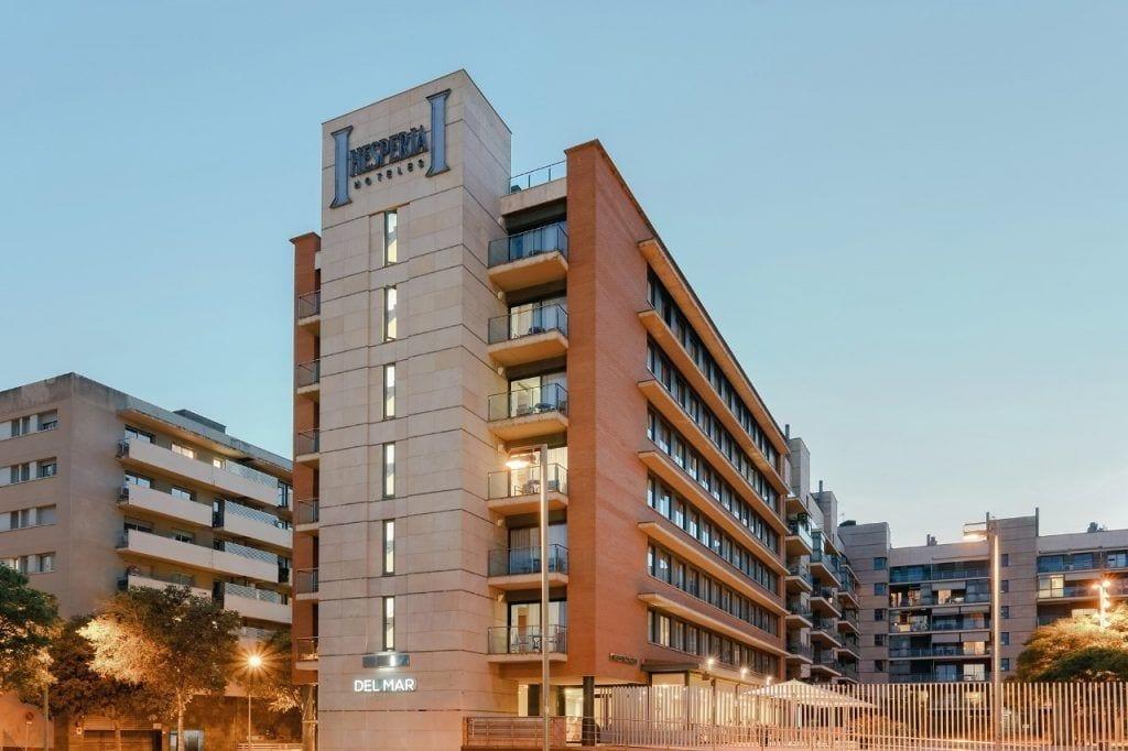 hotel hesperia barcelona