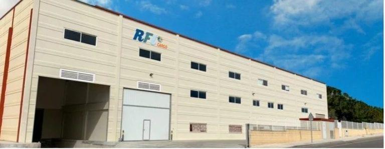 RFL Cargo alquila una nave de 6.000 metros cuadrados en la Puebla de Vallbona