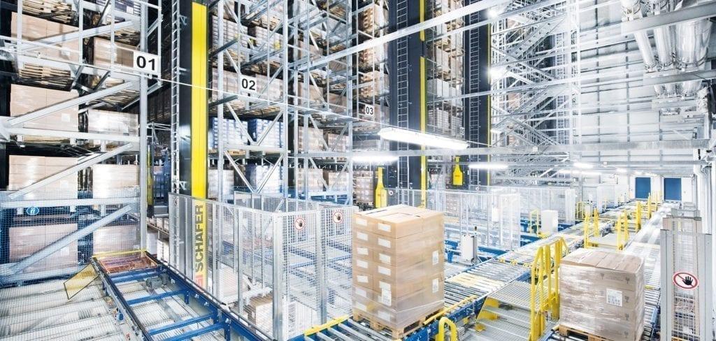 storage and retrieval machine exyz dam image es 1182