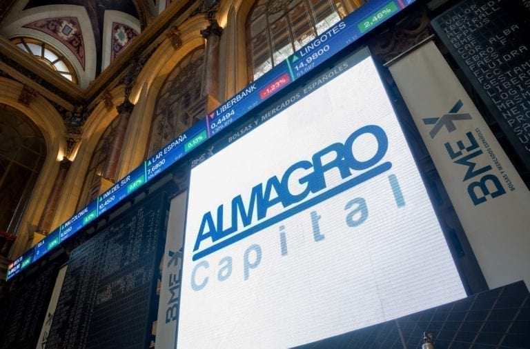 Almagro anuncia una ampliación de capital de 40 millones