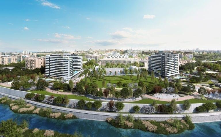 Mahou Calderón inicia el cambio en los nuevos barrios: las primeras viviendas serán de alquiler