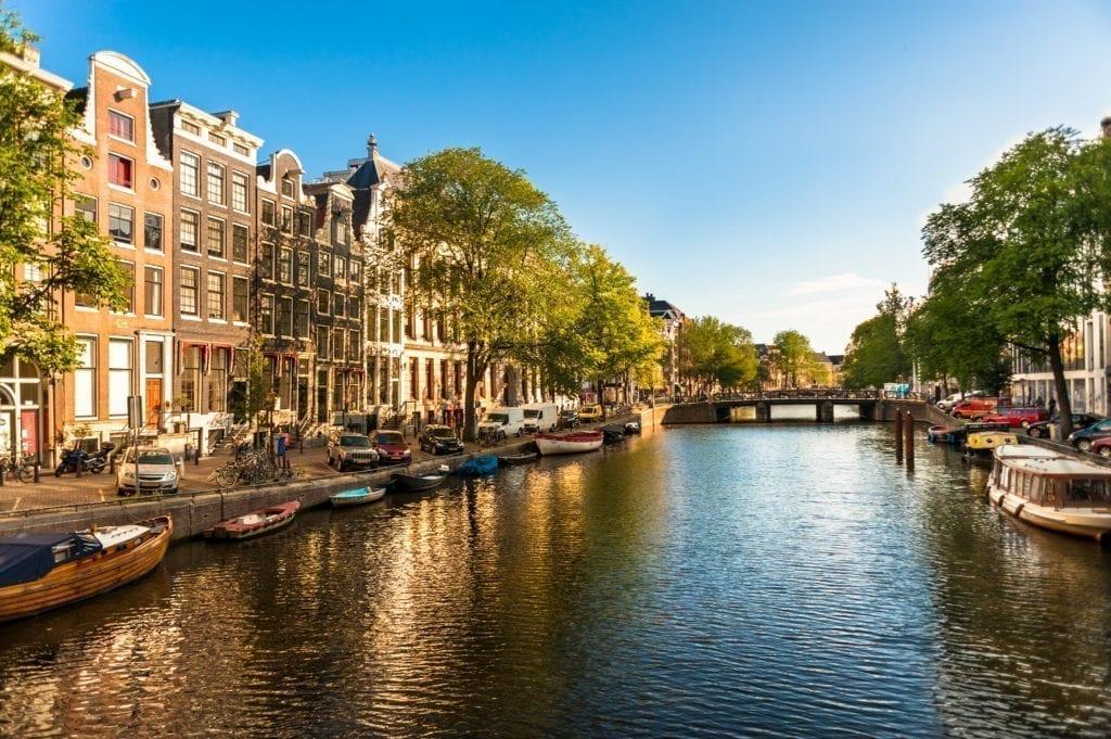 Amsterdan Países Bajos