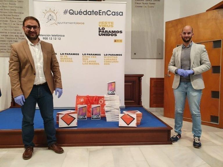 El Centro Comercial Parque Almenara y el Ayuntamiento de Lorca lanzan la campaña #acortandodistancias