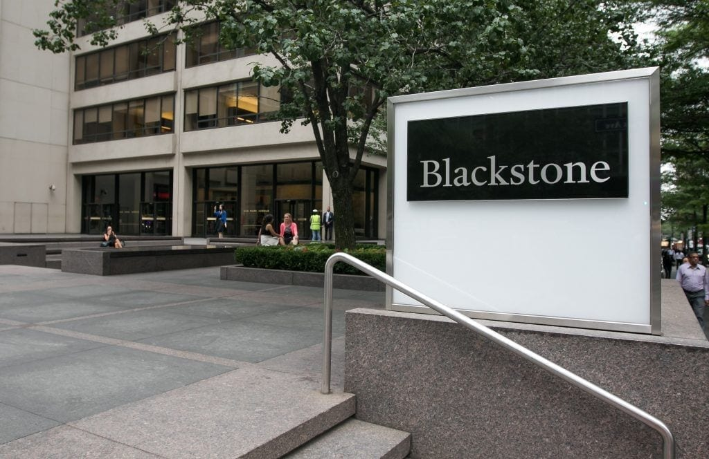 "Blackstone: ""We have €140 Billion to Make the Most of Investment Opportunities"""
