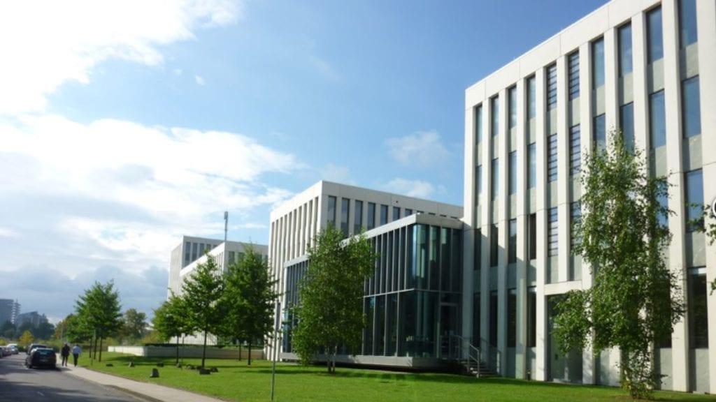 Campus de Bonn en Alemania Ireit