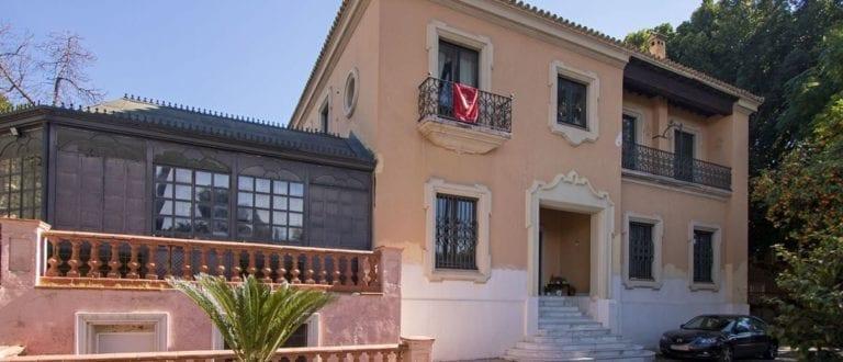 Grupo Torras tiene en venta el palacio de Manuel Prado por 3 millones