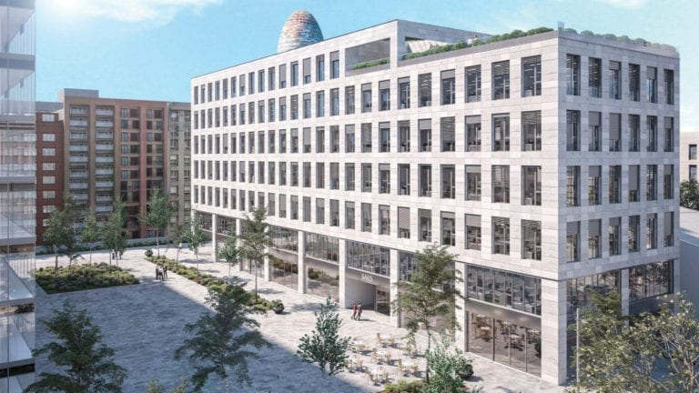 Amundi compra un edificio de oficinas en el 22@ por 56 millones de euros