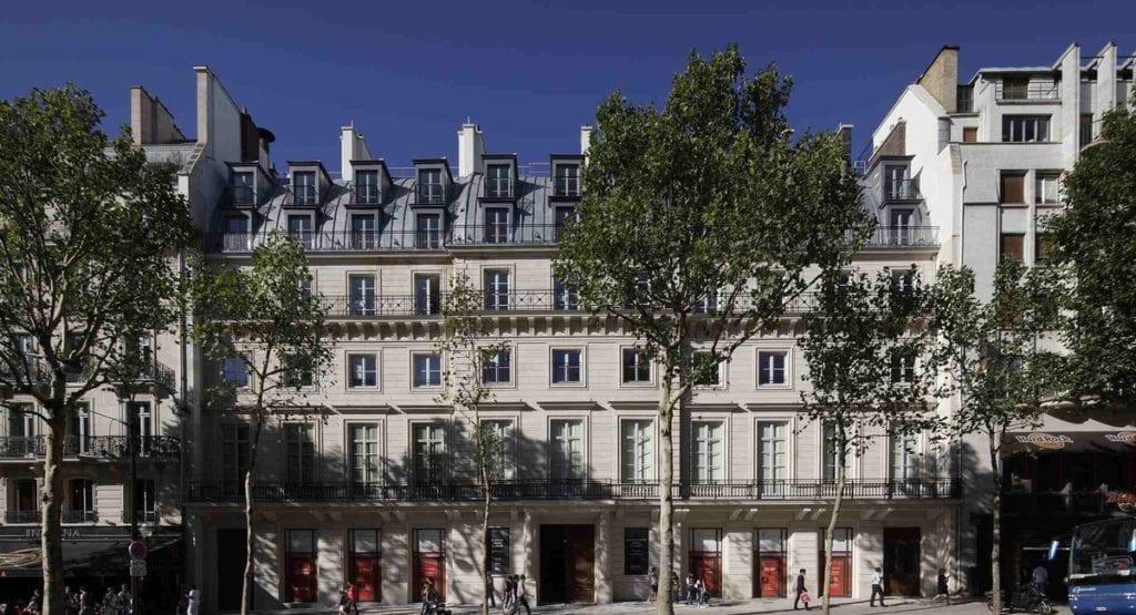 Edificio de oficinas de Gecina en París