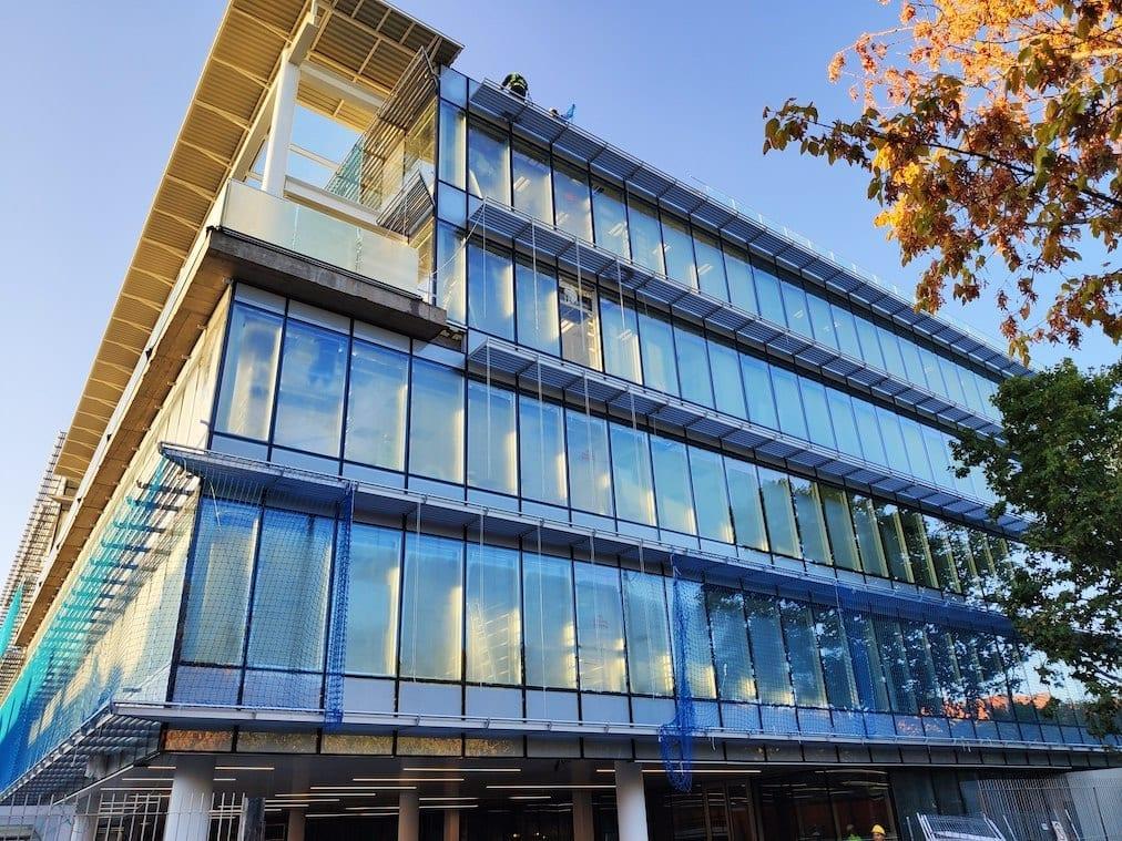 Edificio oficinas Osiris Torre Rioja
