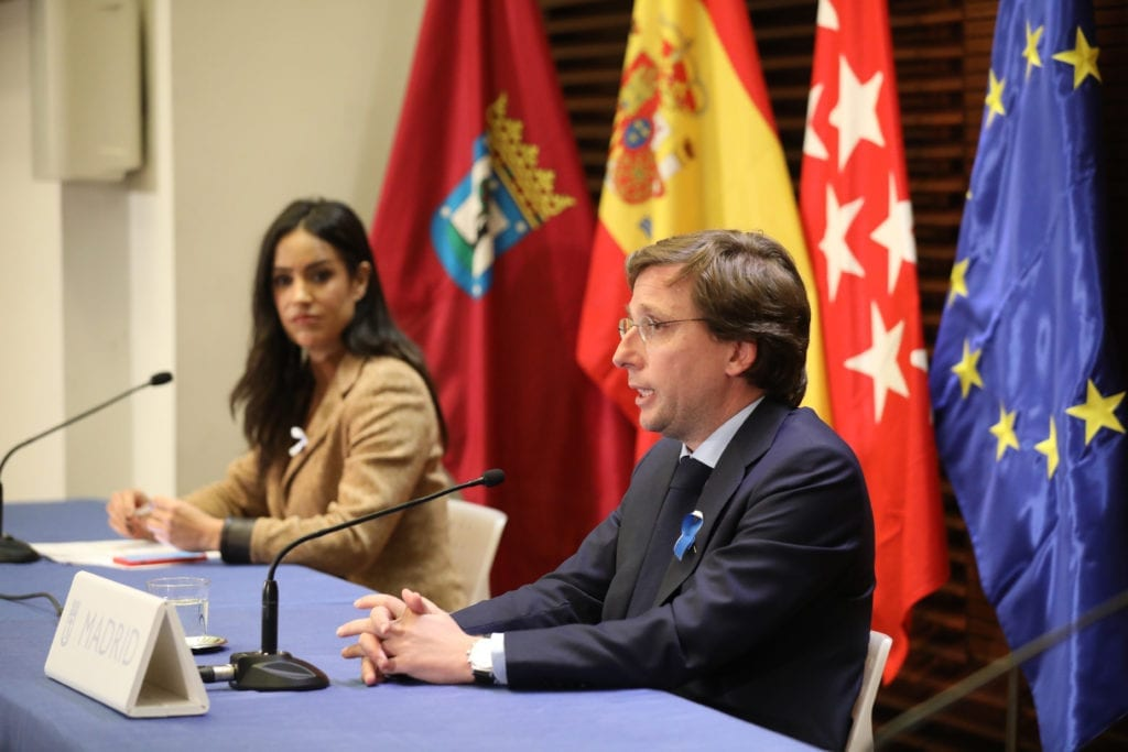 Madrid's City Council Meets with Real Estate Experts to Consider How to Bring the City Back to Life