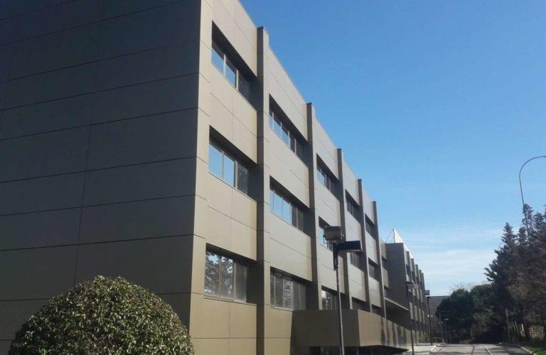 Advenis entra en España con la compra de un edificio de oficinas en Madrid a Partners Group