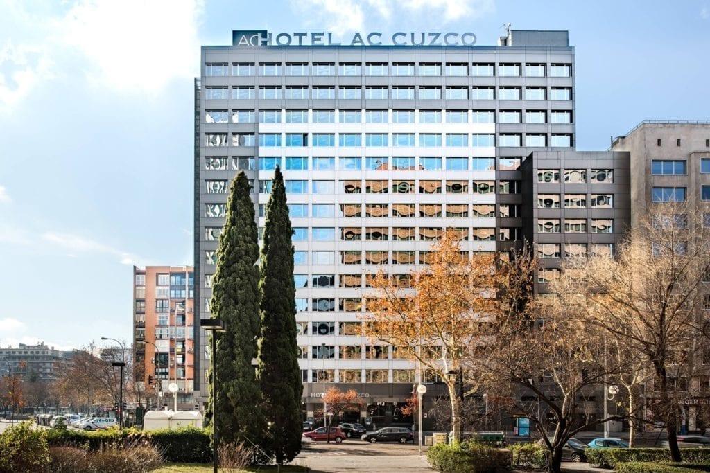 Hotel AC Cuzco Madrid