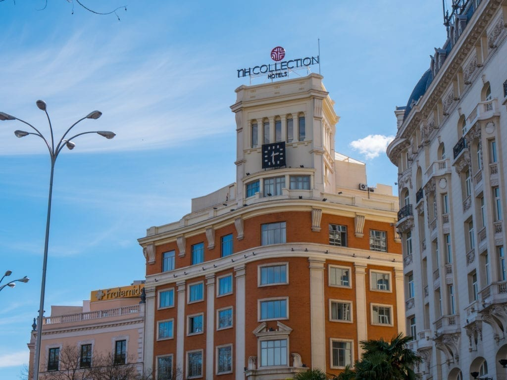 Hotel NH Collection Madrid