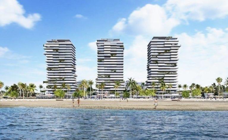Metrovacesa consigue financiación para el proyecto Málaga Towers