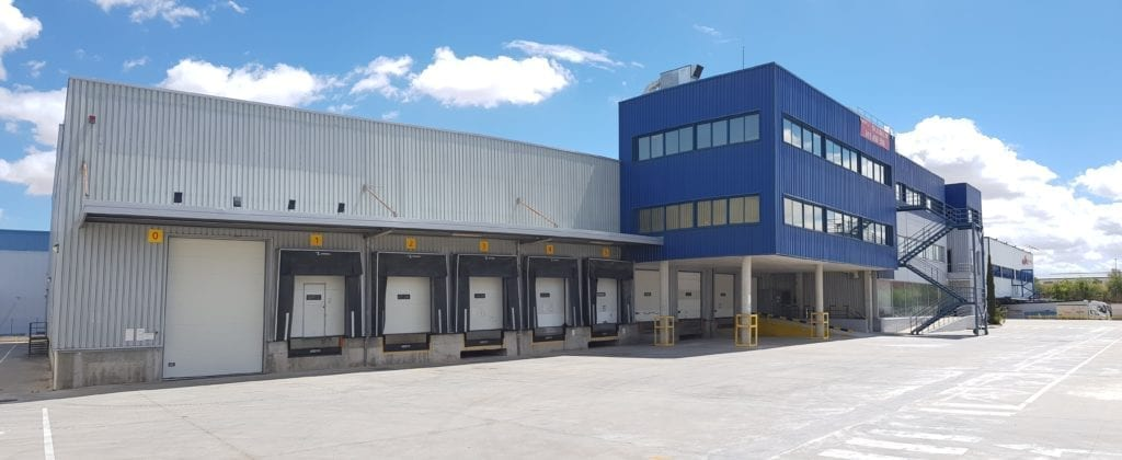 Bimbo Starts Operating out of its New Logistics Platform in Coslada