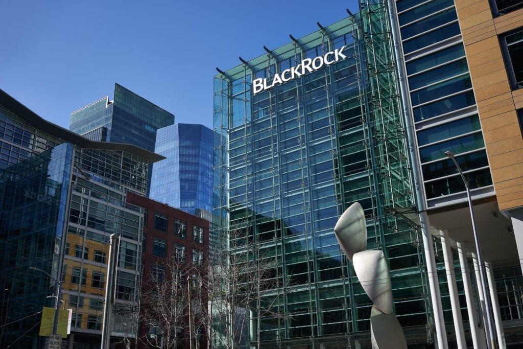 Oficinas de BlackRock en San Francisco EEUU