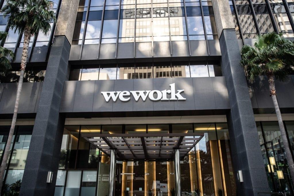 WeWork abrirá centros de coworking en grandes almacenes