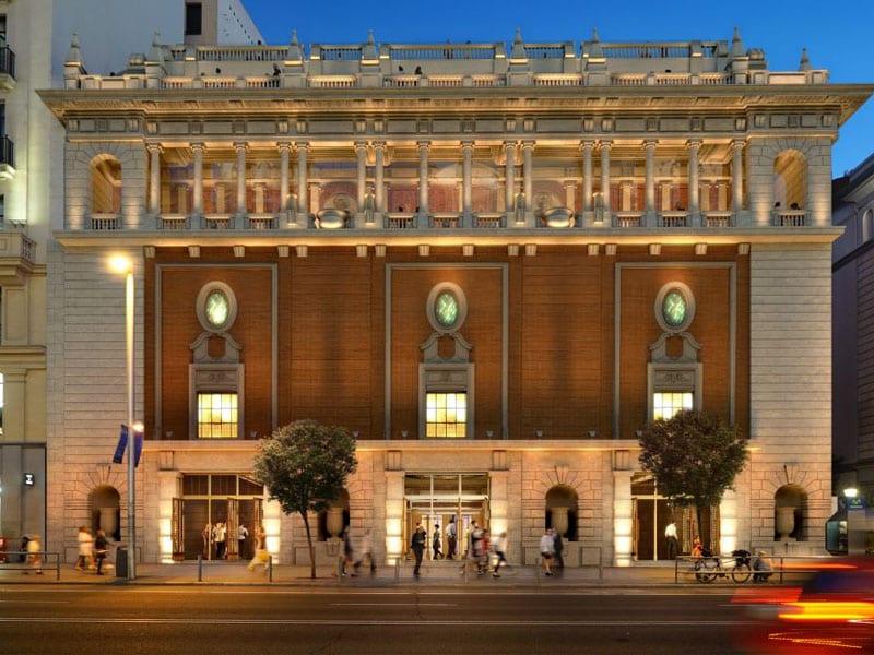 Palacio de la Música Fundación Montemadrid