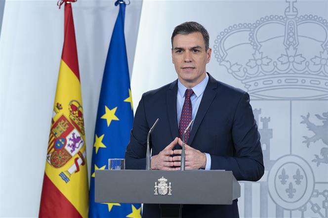 Pedro Sánchez. Foto de Borja Puig de la Bellacasa.