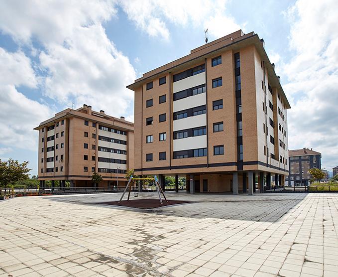 Promoción vivienda Oviedo Sareb