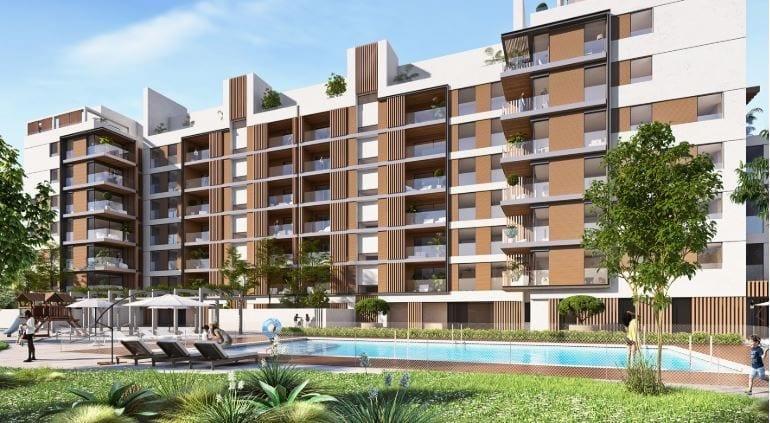 Proyecto vivienda Madrid Kronos Homes. Fuente Kronos