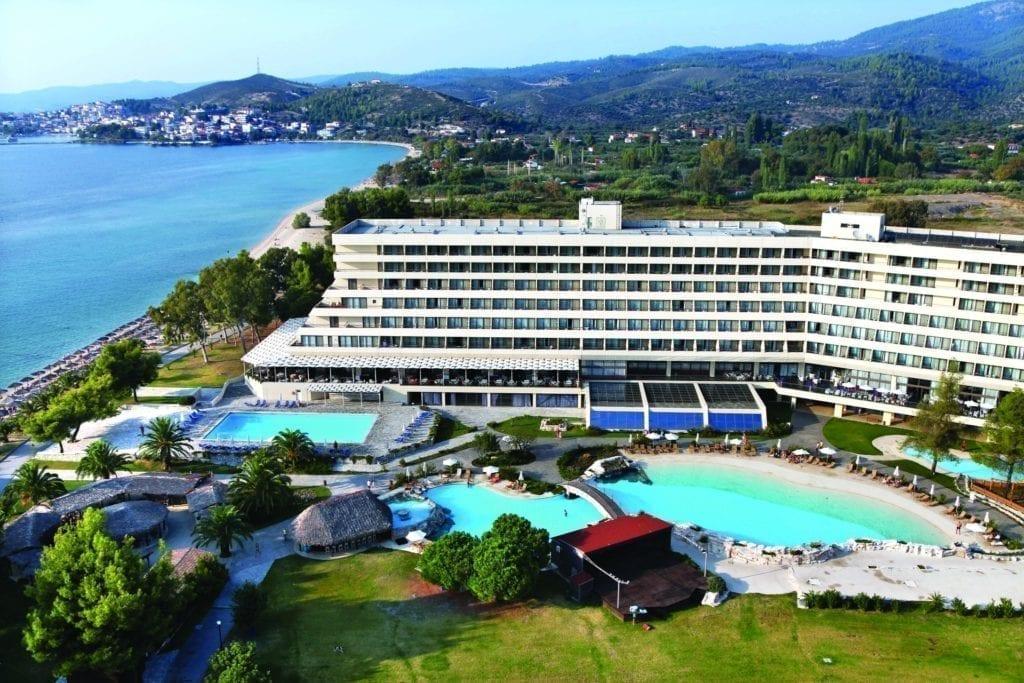 Resort Porto Carras Grecia lujo