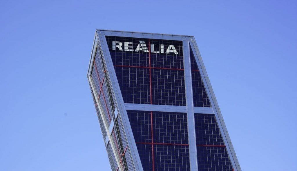 Realia Convenes its AGM in June to Approve its Accounts