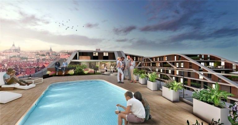 La nueva normalidad relaja las normas de piscinas y zonas comunes en las urbanizaciones
