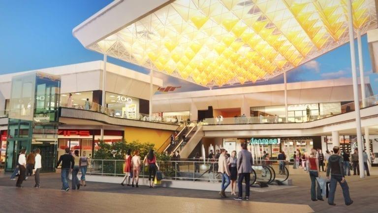 El parque comercial Way Dos Hermanas retrasa su apertura por el Covid-19