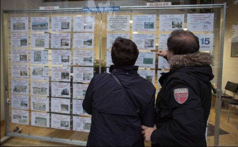 Los APIS piden que la intermediación inmobiliaria se considere esencial