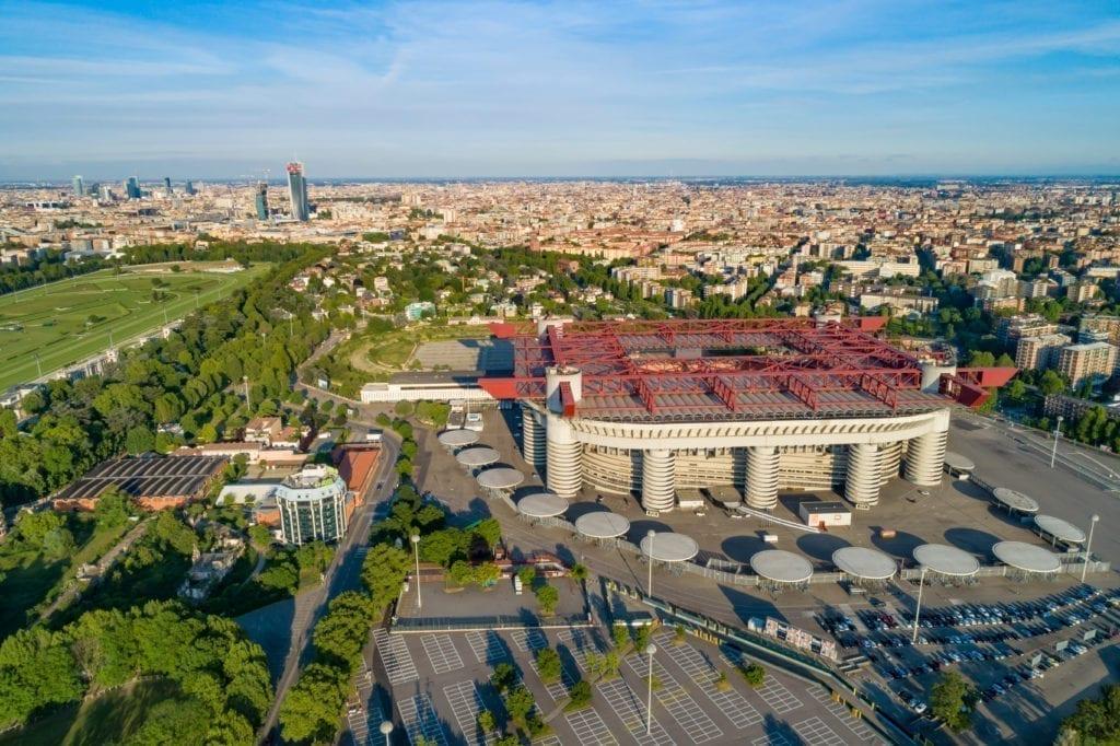 distrito San Siro Milán