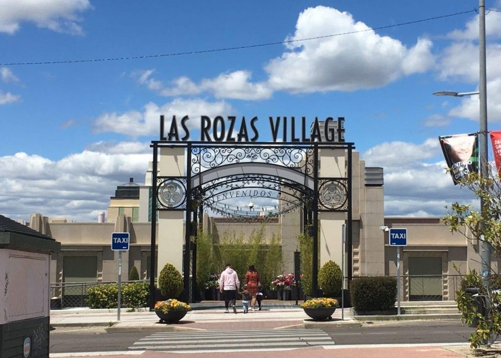 las rozas village 1