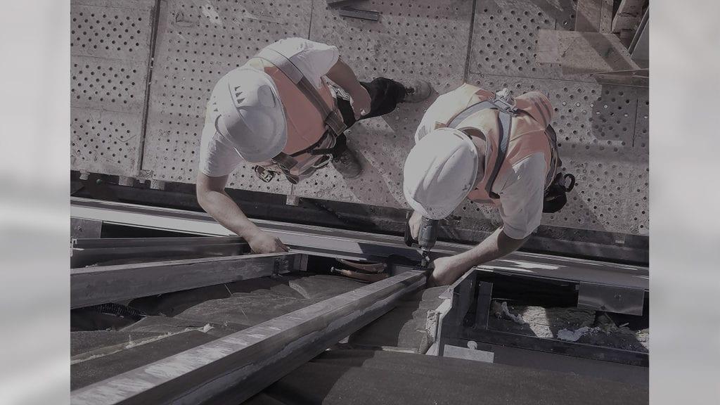 obreros de Valenor construccion