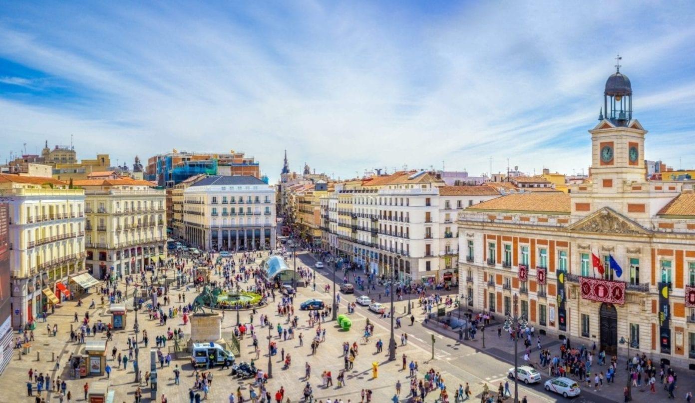 La peatonalización de la Puerta del Sol dispara su interés inmobiliario
