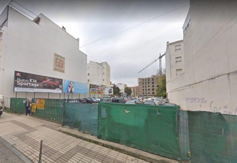 El Ayuntamiento de Badajoz retoma el proyecto del parking de la calle Prim