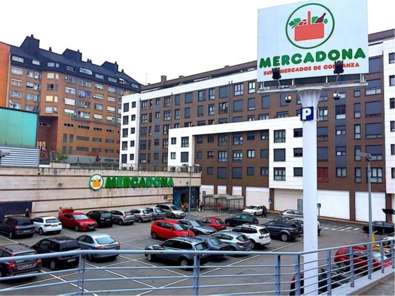 supermercado Mercadona de Ores Socimi 1