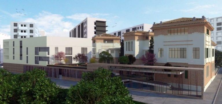 Cohousing Huelva adquiere el Colegio de Ferroviarios