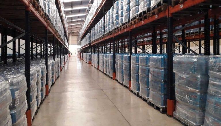 FM Logistic inaugura una plataforma logística en Ribarroja