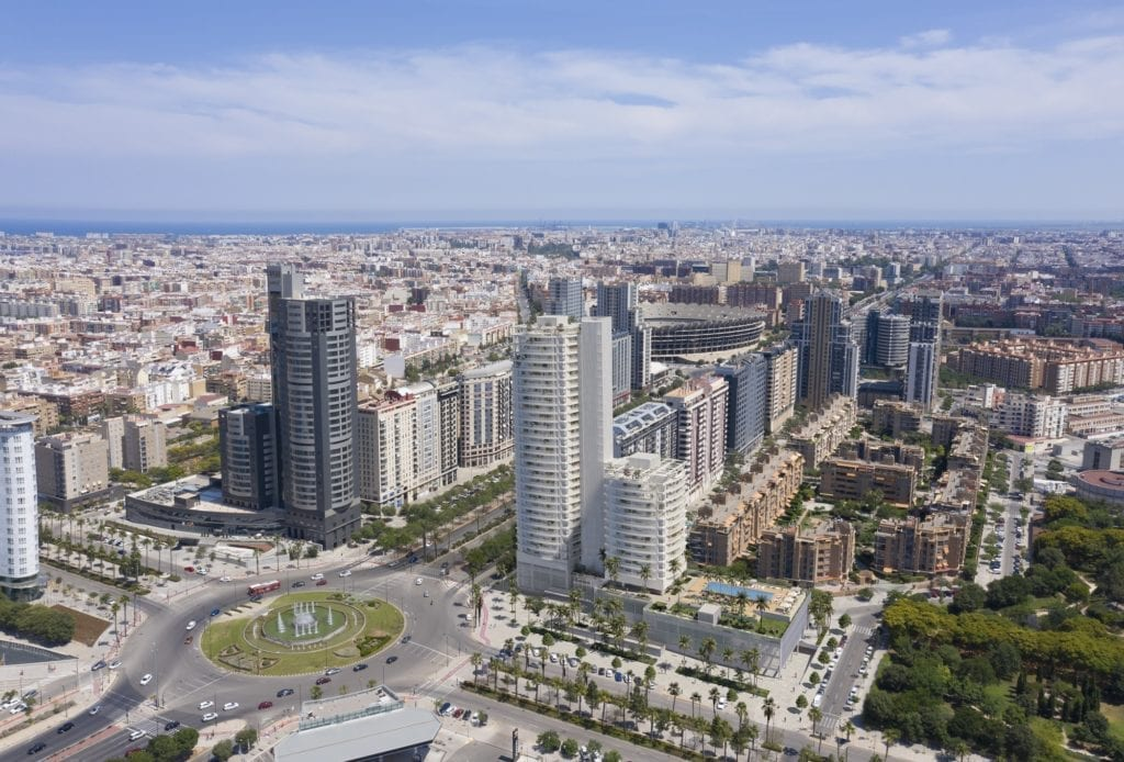 Kronos Homes Starts Work on its Ikon Project in Valencia