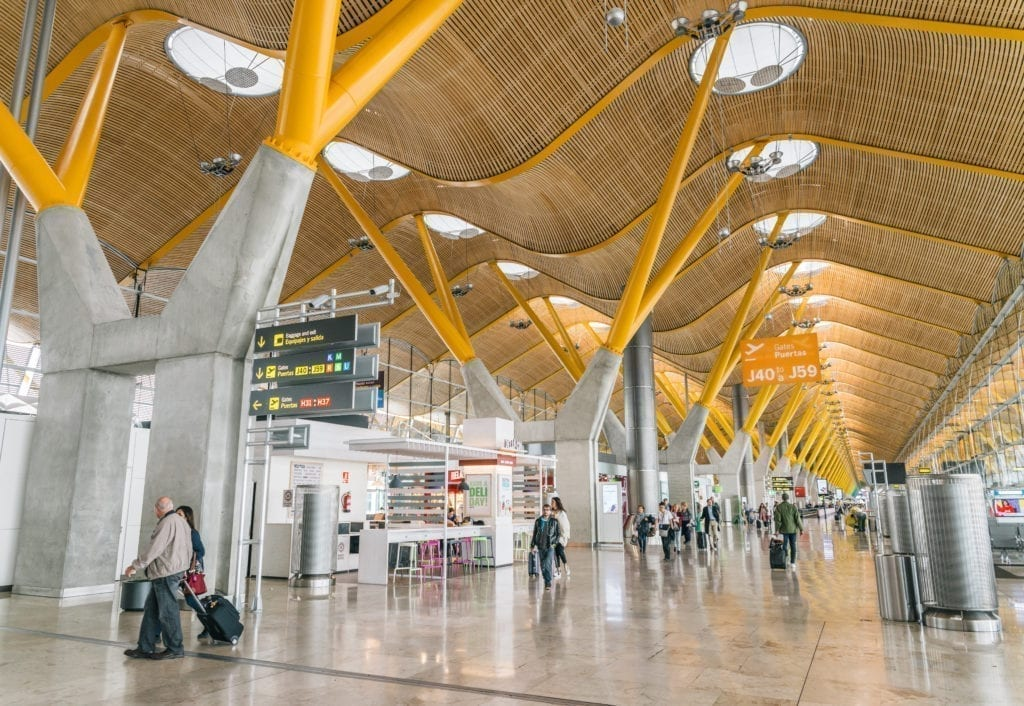 Aeropuerto Barajas Madrid 1024x706 2