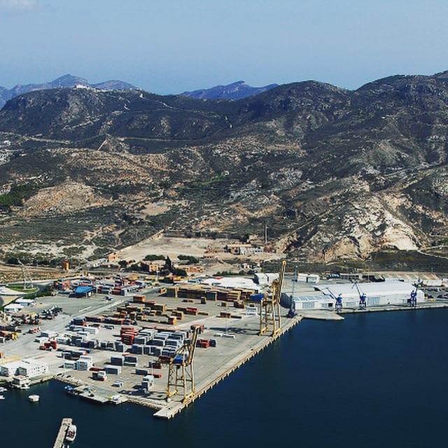 La Autoridad Portuaria de Cartagena compra los terrenos de Peñarroja por 1,4 millones