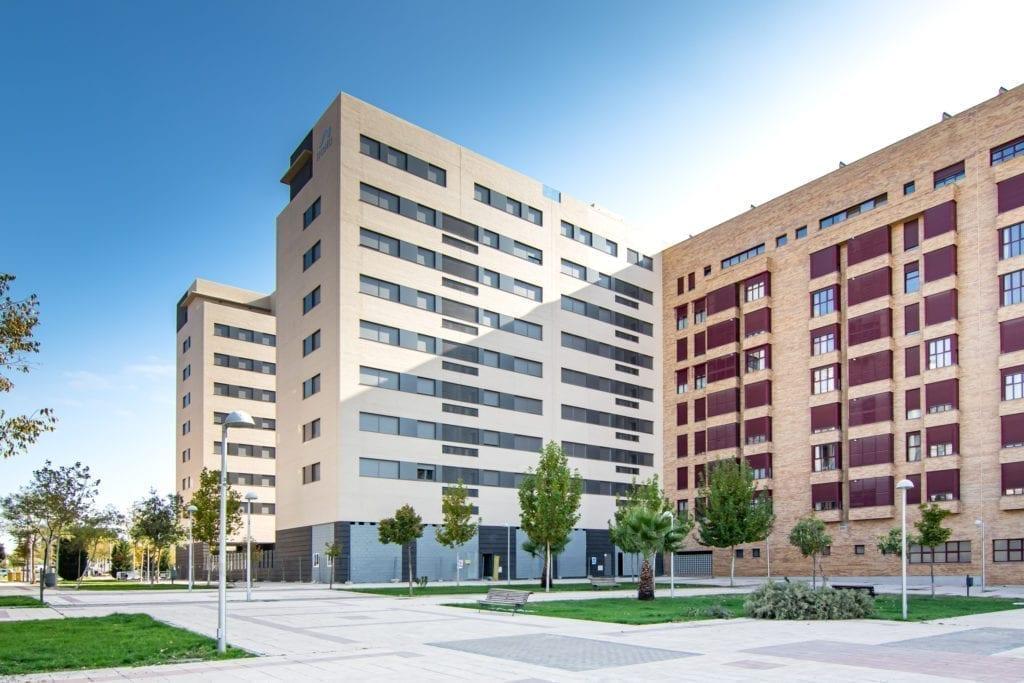 Edifico de Vallecas de Catella
