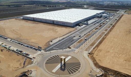 CBRE GI y Montepino invertirán 600 millones en ampliar su cartera logística en España