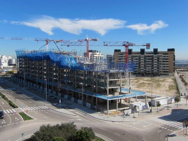 El 17% de las sociedades disueltas en abril pertenecían al sector de la construcción