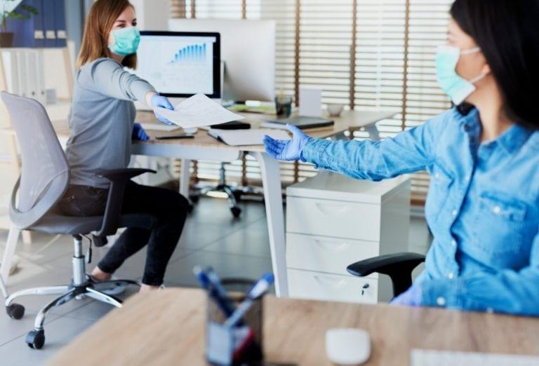 Las empresas aprovechan el Covid para replantearse uso y utilidad de las oficinas