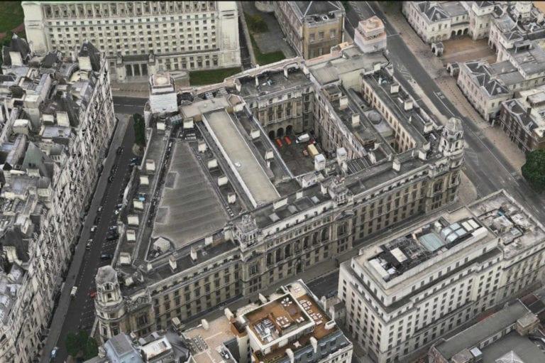OHL vende la mitad del hotel Old War Office de Londres
