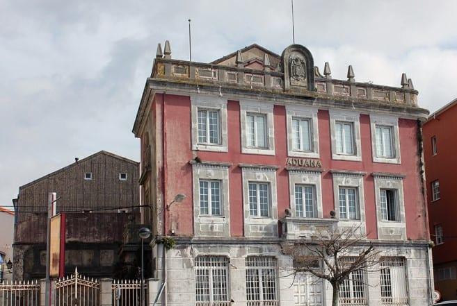 La Autoridad Portuaria adquirirá el antiguo edificio de aduanas de Ferrol