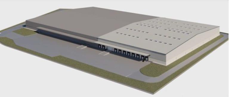Alloga prevé que la ampliación del almacén de Borox esté lista en septiembre
