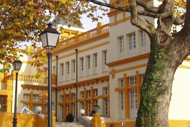 Arcea Hoteles compra el Palacio de las Nieves de La Felguera en Asturias